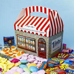 Branded Sweet Shop Box